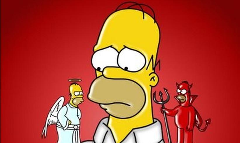 Die Simpsons in Selbstisolation - egoFM - das Radio für