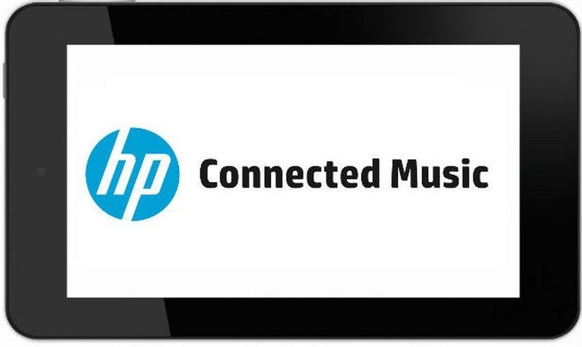 HP Connected Music Secret Gig