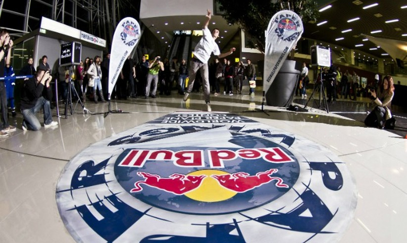 Red Bull Paper Wings Qualiflying