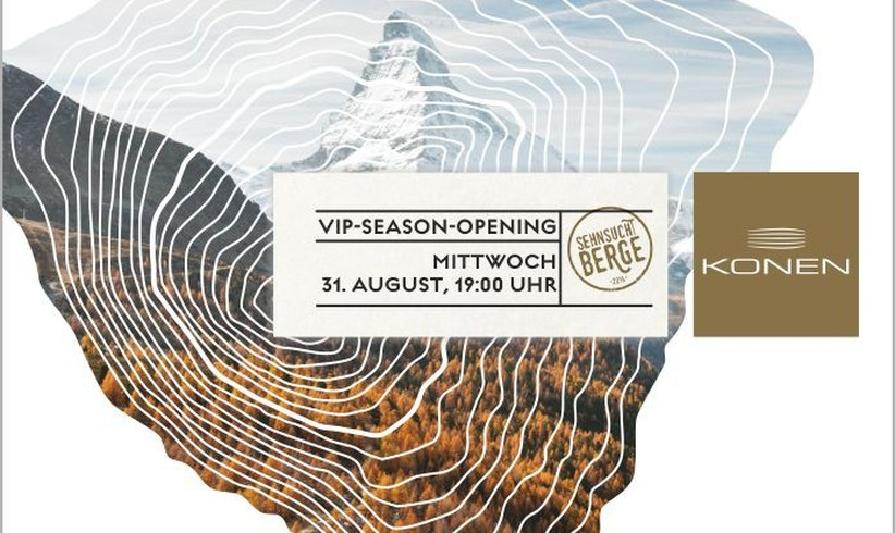 KONEN Season-Opening mit Secret Gig
