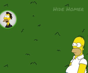 Mini-Game: Hide Homer