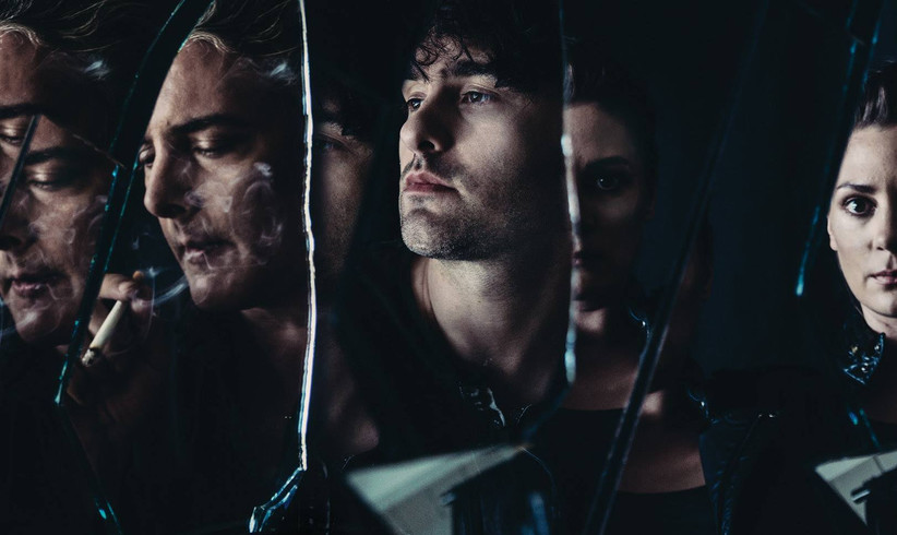 Privataudienz: Black Rebel Motorcycle Club