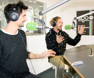Die egoFM Privataudienz mit James Hersey & Jeremy Loops