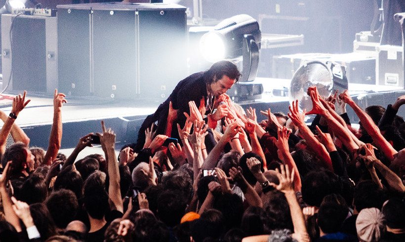 Nick Cave and The Bad Seeds | abgesagt