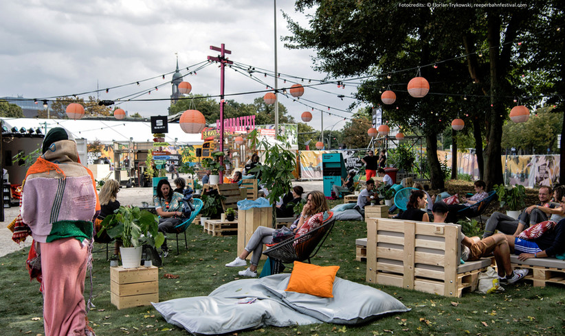 Reeperbahn Festival Field Of Arts