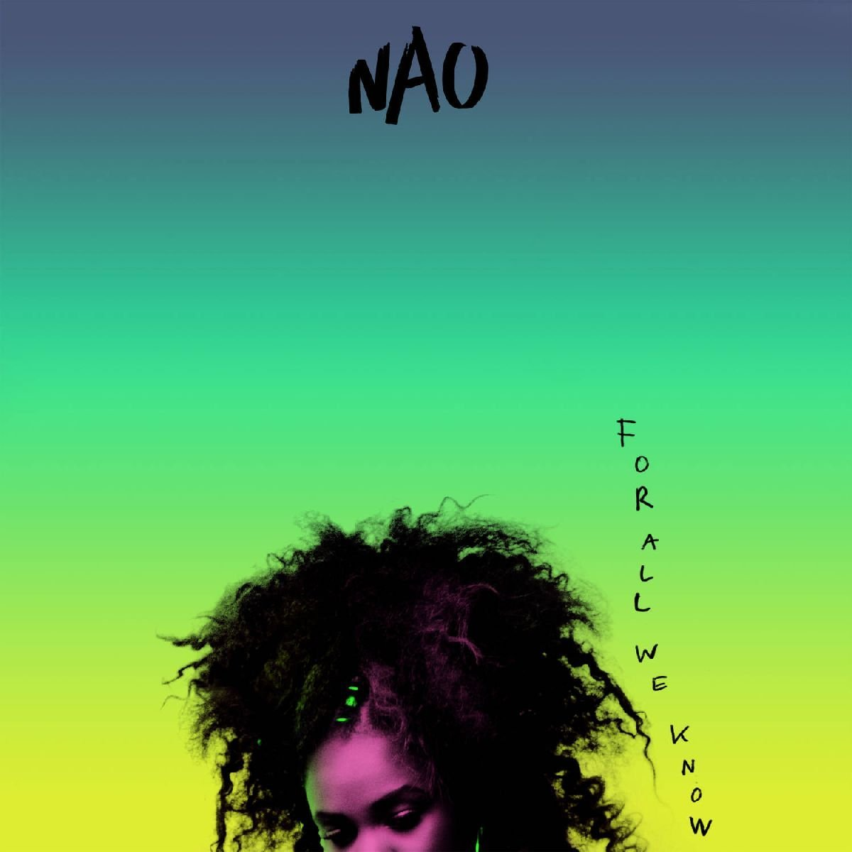 Nao forallweknow cover