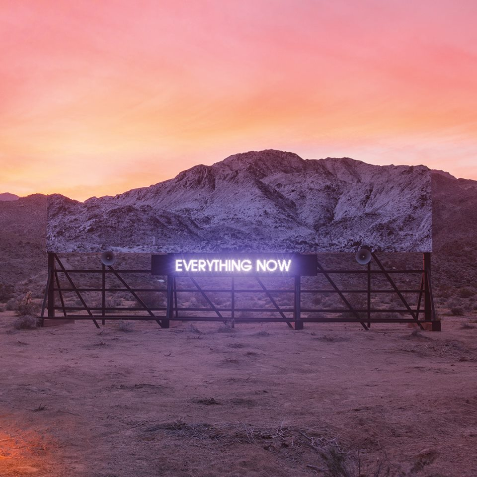 arcadefire everythingnow cover
