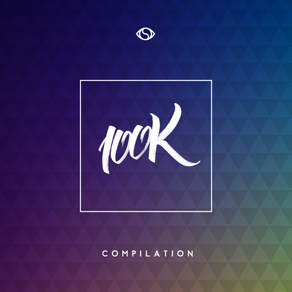 soulection compilation 100k cover