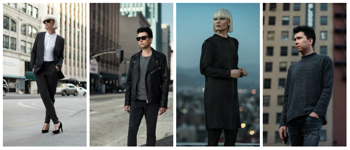 raveonettes collage