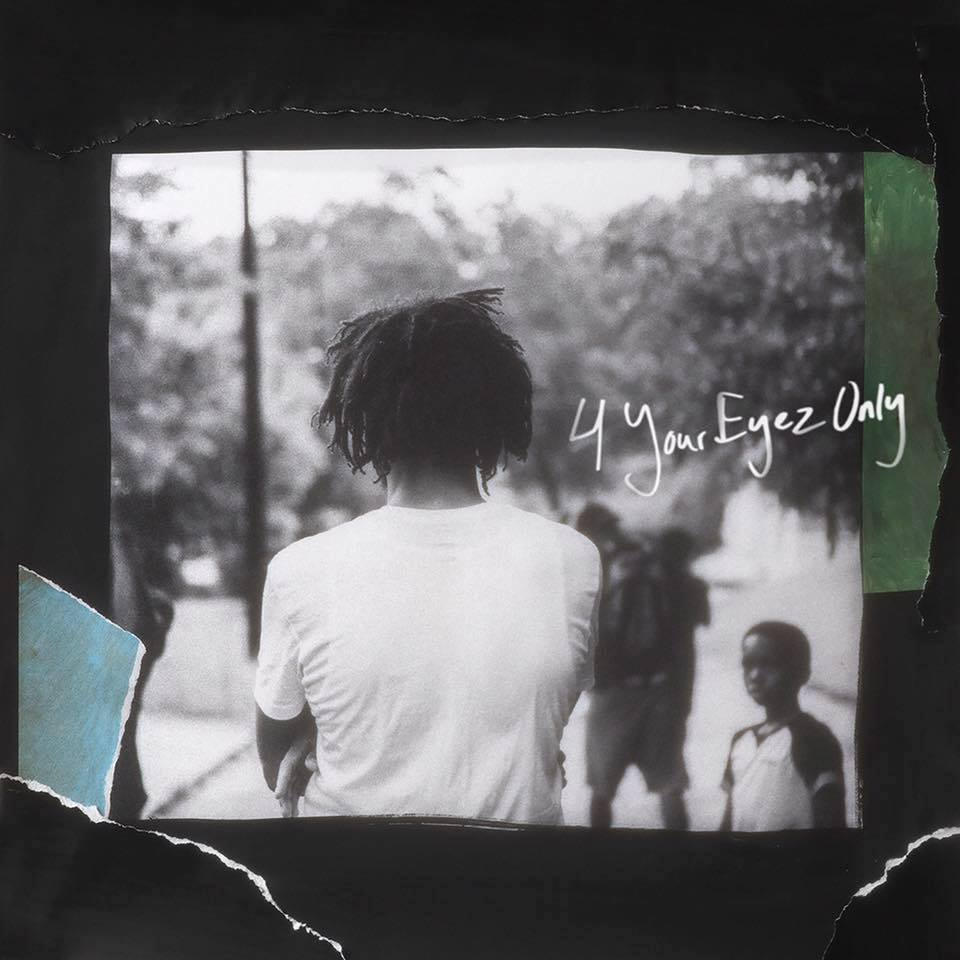 jcole 4youreyezonly cover