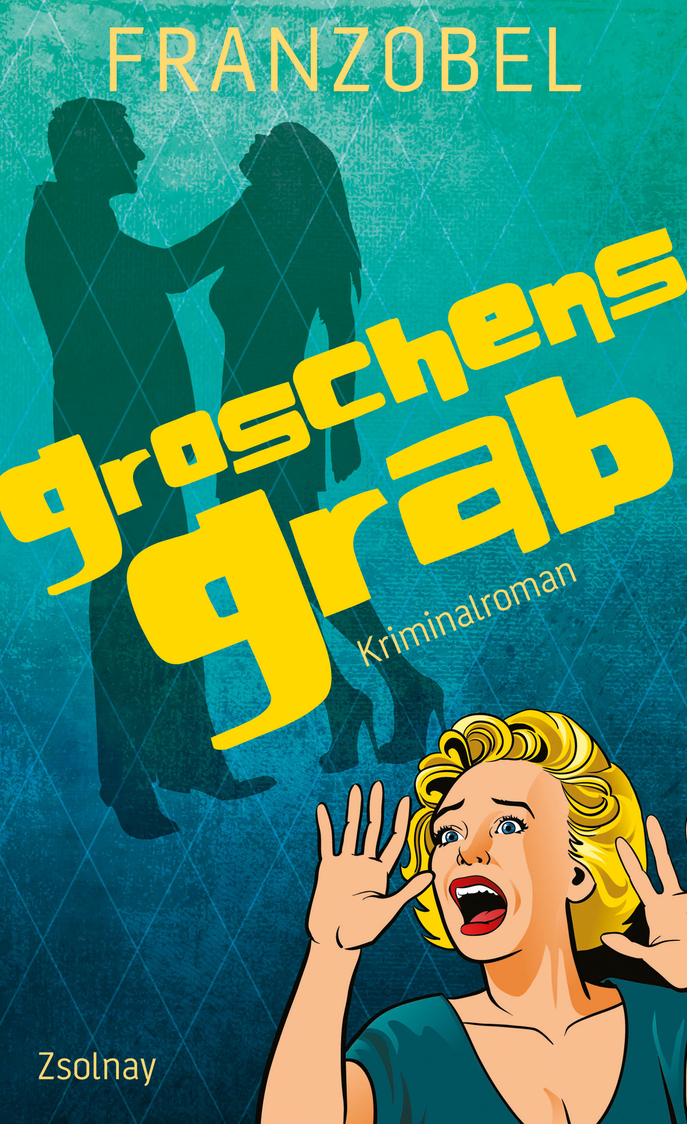 Cover Franzobel Groschens Grab