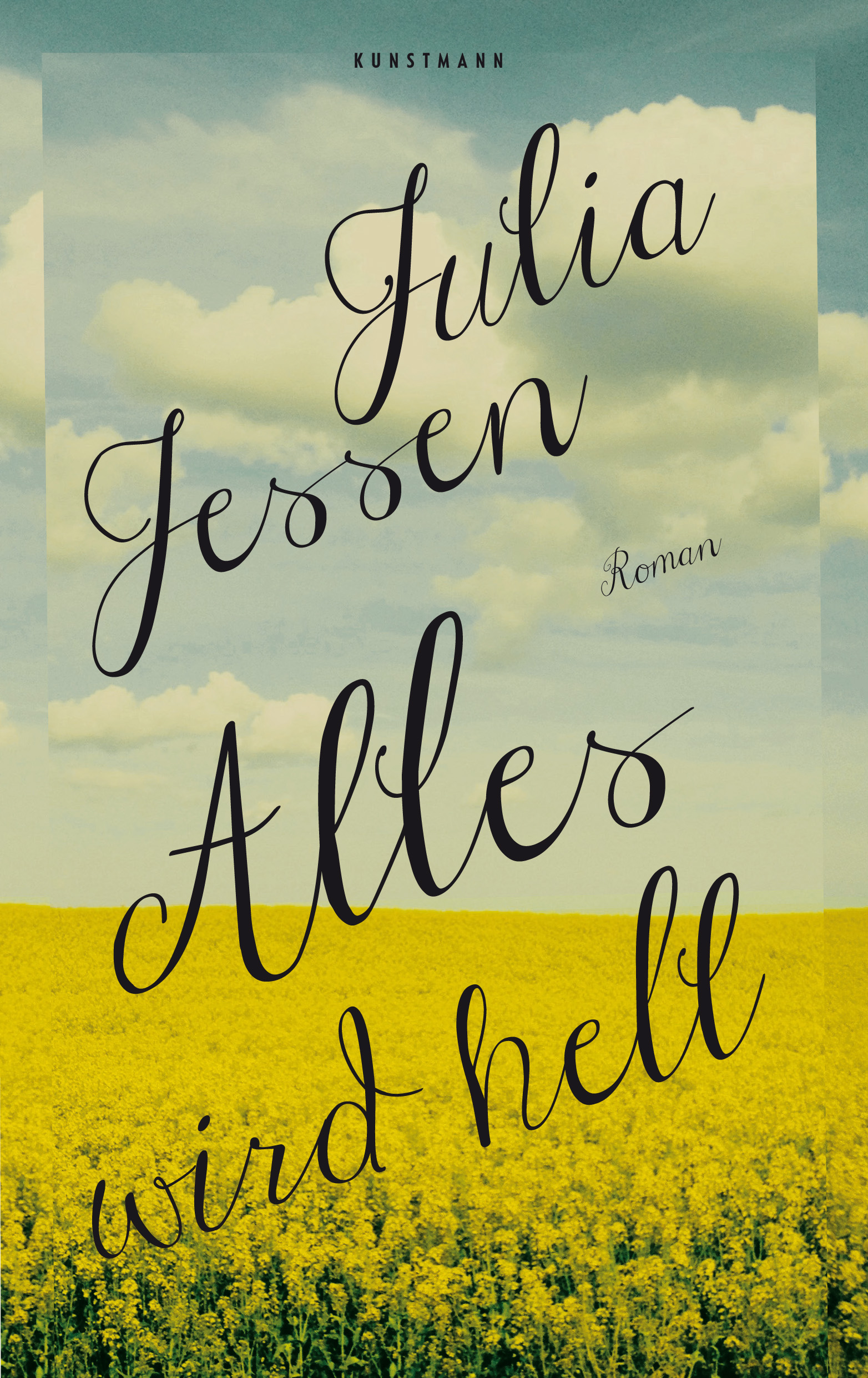 Cover Jessen Alles wird hell