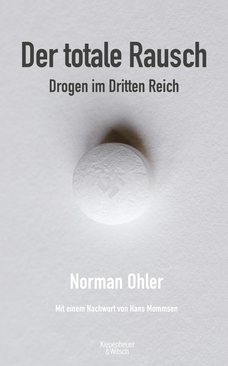 Cover Ohler Der totale Rausch
