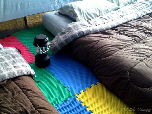 Foam Floor Tiles For Tents