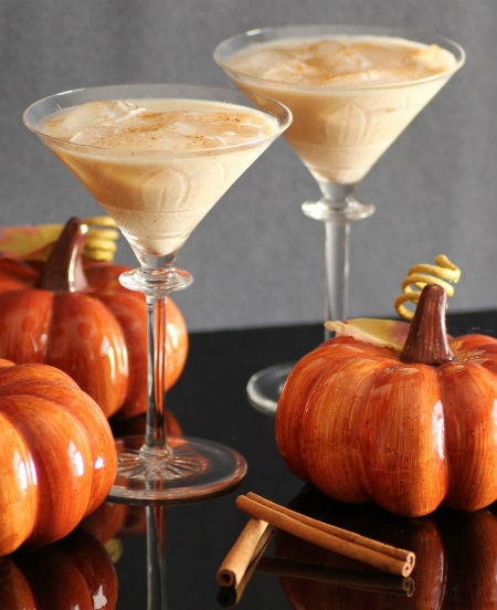Pumpkin Pie Martini noshingwiththenolands