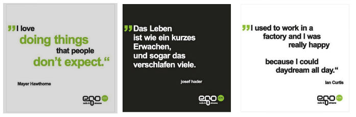 collage egofm zitate