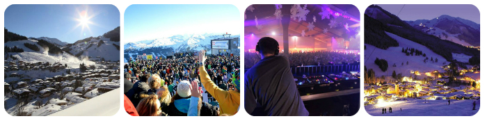 collage rave on snow facebook