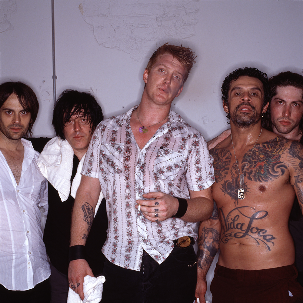 davidbiene OFFstage Queens of the stone age USA