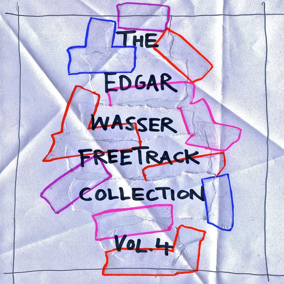 theedgarwasser freetrack collection4 cover